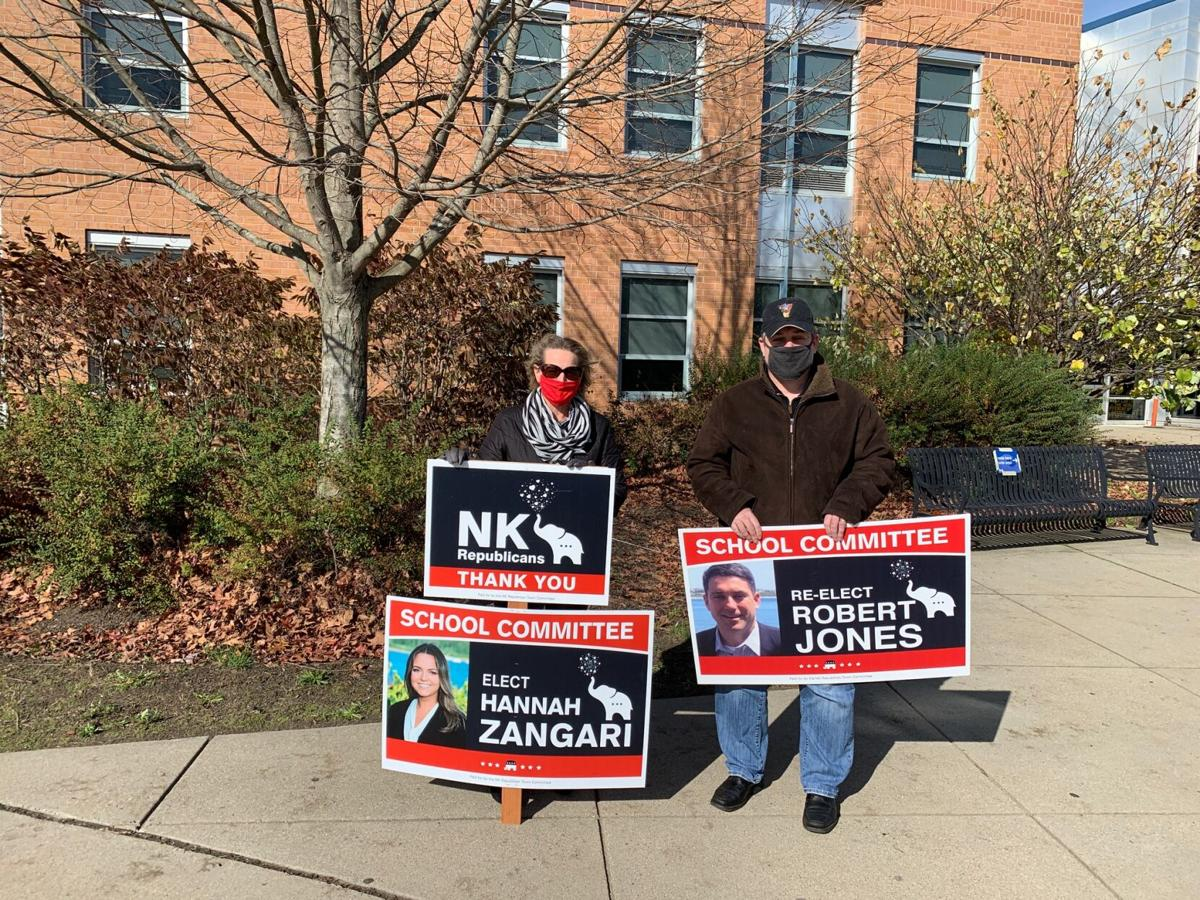 Candidates continue campaigning