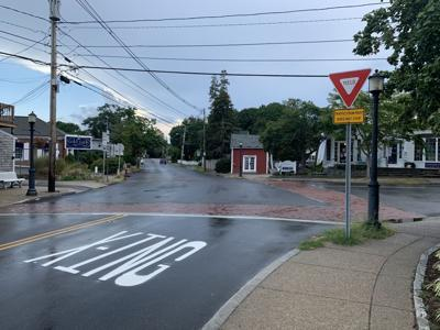 Wickford intersection