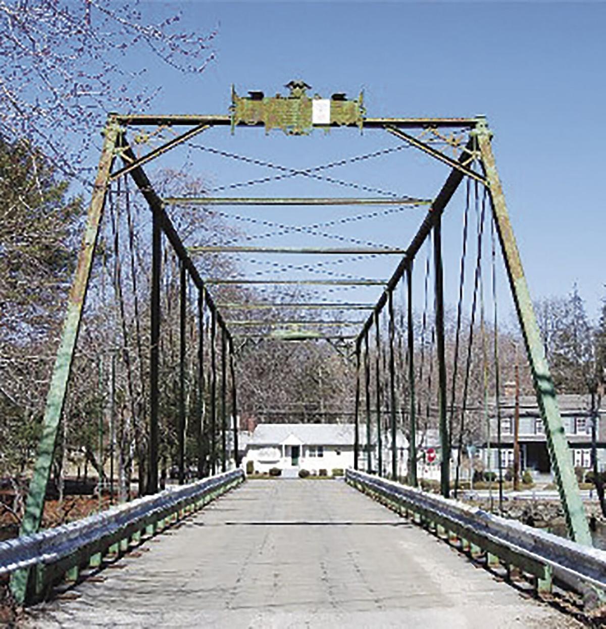 Efforts underway to save local historic bridge