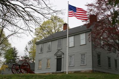 nathanael greene homestead prepares for annual raid on spell hall