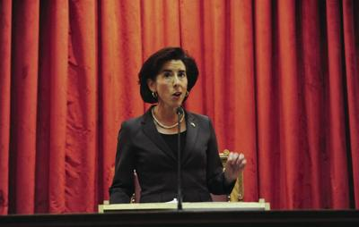 Raimondo declares State of Emergency in response to COVID-19
