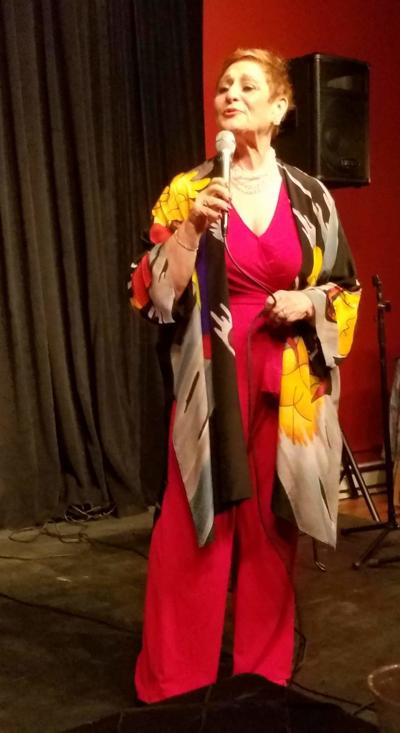 Zecco brings one-woman show to Arctic