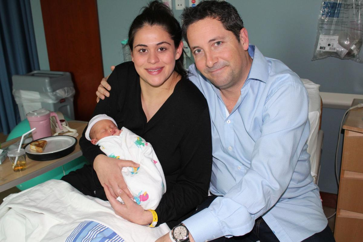 South County Health welcomes its first newborn of 2020! (II)