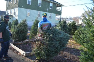 Troop 31 Crompton kicks off annual tree, wreath fundraiser