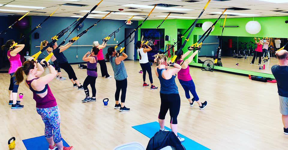 Forced To Close Due To Coronavirus Owner Of Coventry Group Fitness Looks For Ways To Keep Helping Members Kent County Daily Times Ricentral Com