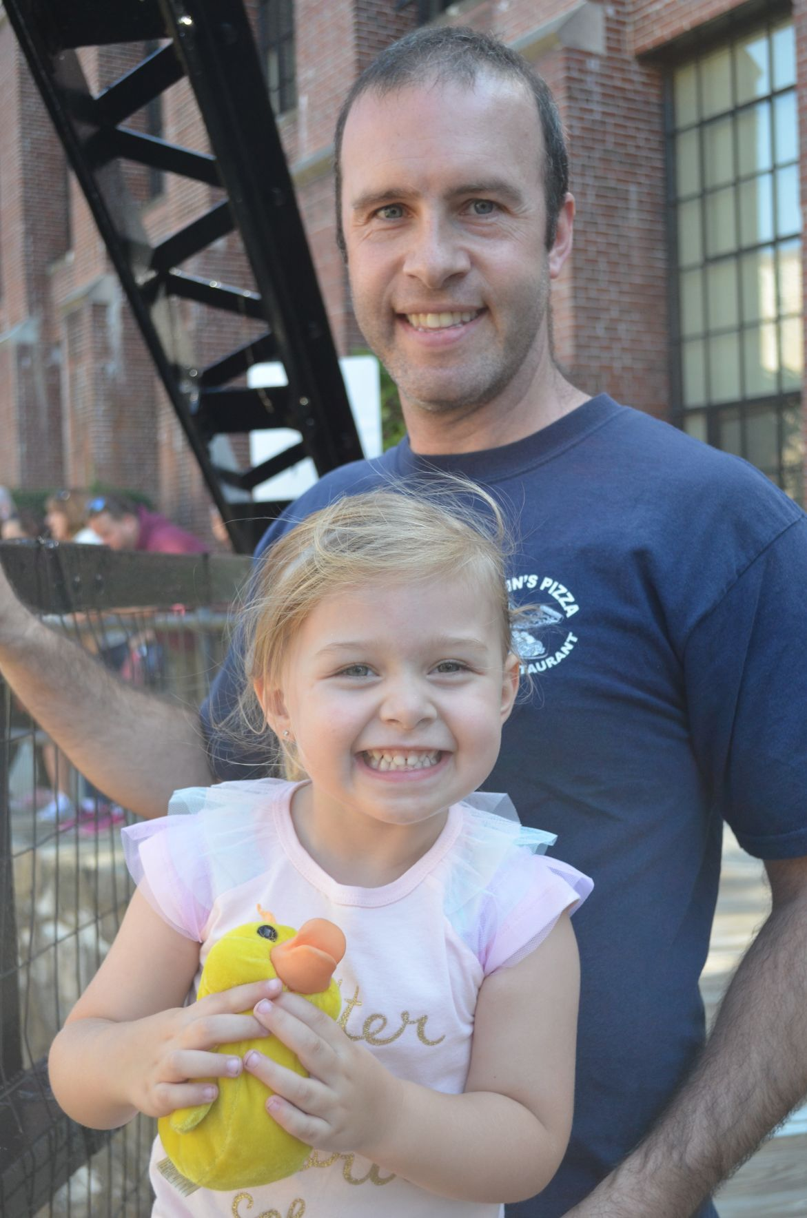 Thundermist Health Center marks 50th anniversary in West Warwick with duck race, family fun day