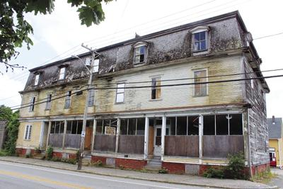 T.C. authorizes town staff to seek bids for razing Byron Read Building