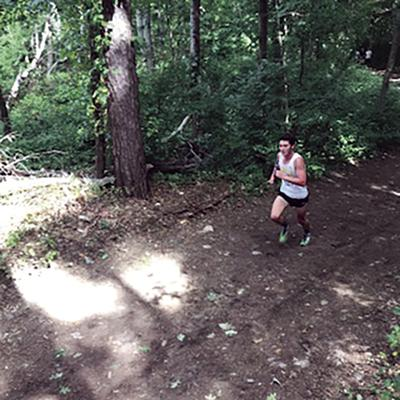 New Yorker sets new course record at Goddard Park