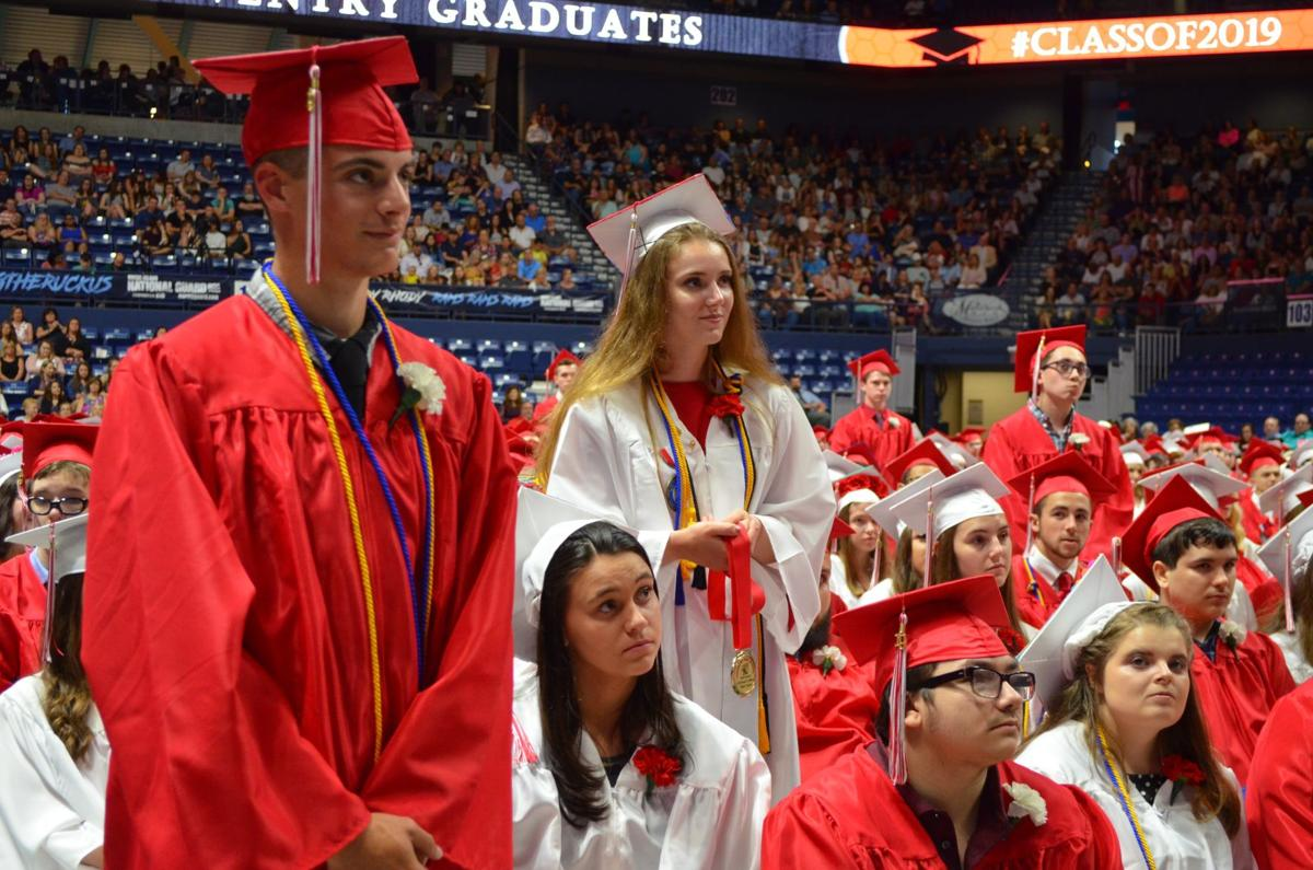 Class of 2019 says goodbye to CHS