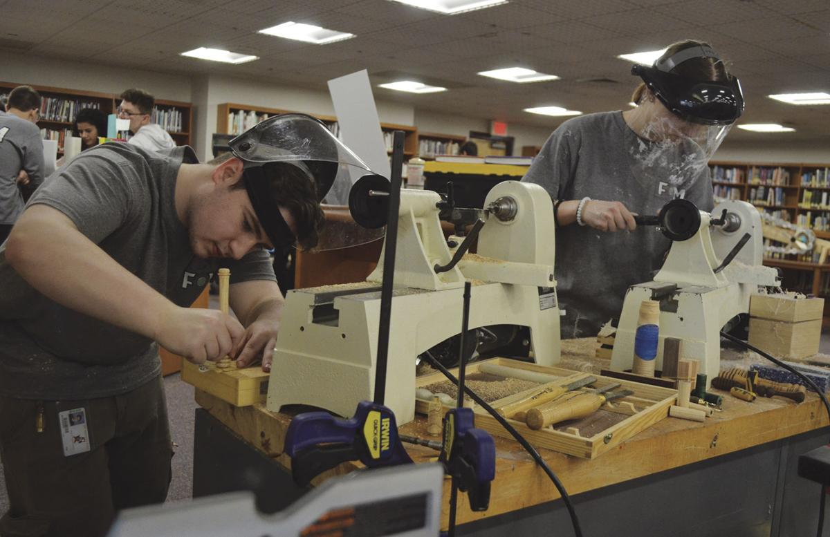 WWHS hosts annual Pathway Program and STEAM Fair
