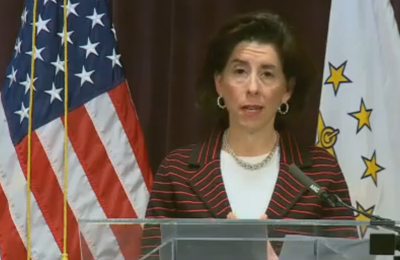 Raimondo predicts June 1 start to Phase Two of reopening