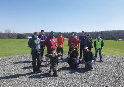 Cleaning Coventry: Volunteers collect close to 1 ton of garbage during Earth Day event