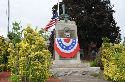 Veterans groups mark WWII anniversary
