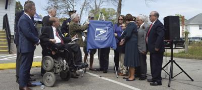 Post Office named after fallen Army Captain