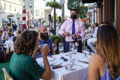 Bill would see small businesses continue al fresco dining for at least a year afterwards
