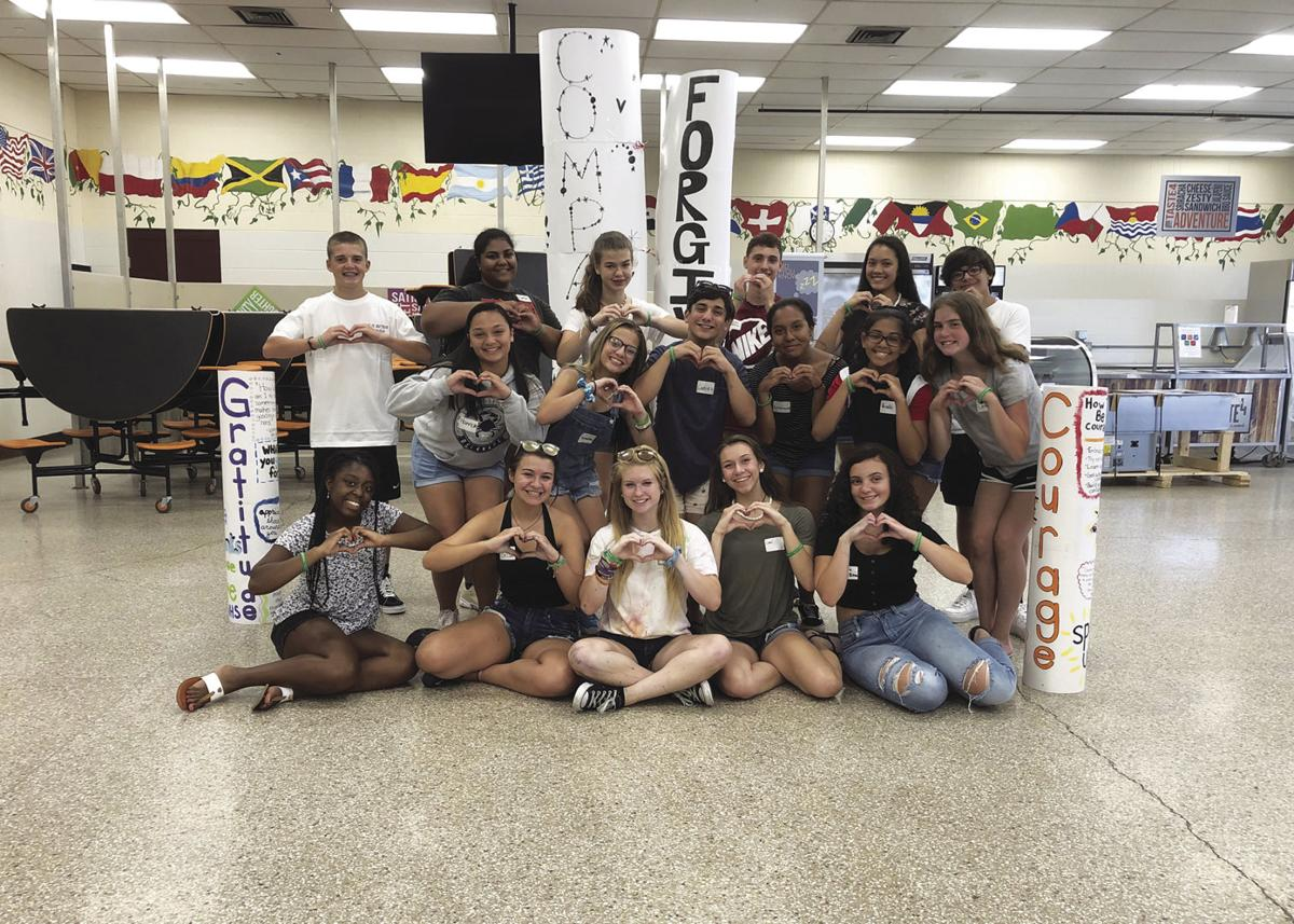 WWHS rolls out Choose Love social and emotional learning program