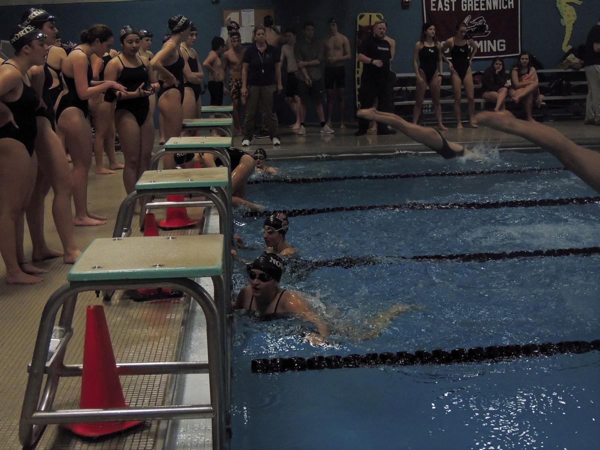 Skipper swim sweeps East Greenwich
