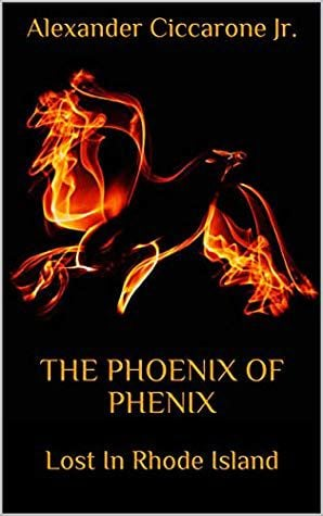 "West Warwick native, first-time author releases ""The Phoenix of Phenix"""