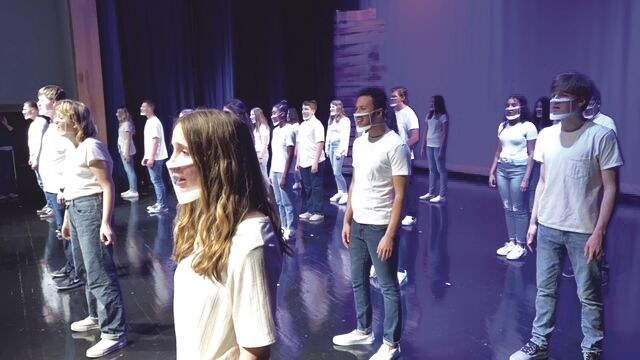 WWHS Players to premiere musical production virtually this Saturday