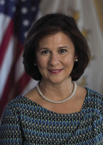 Secretary Nellie Gorbea