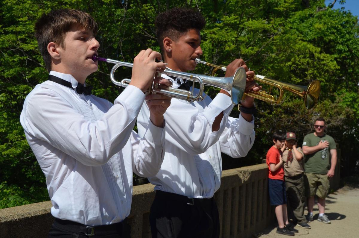 West Warwick celebrates Memorial Day