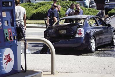Four car fires in five days