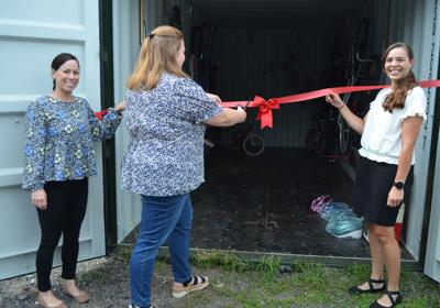 Ribbon is cut on Coventry Bike Bank