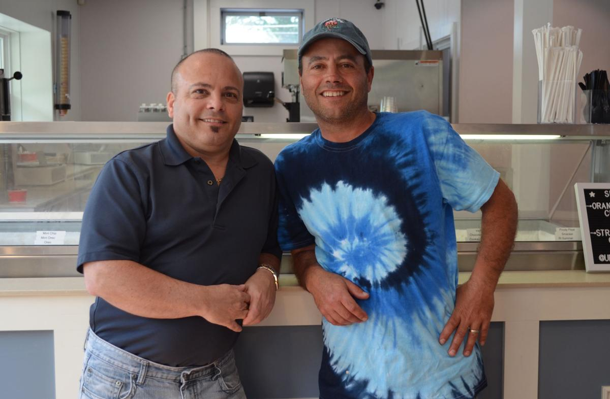 Brothers Michael and Stephen Celio open Udder Delights in Coventry