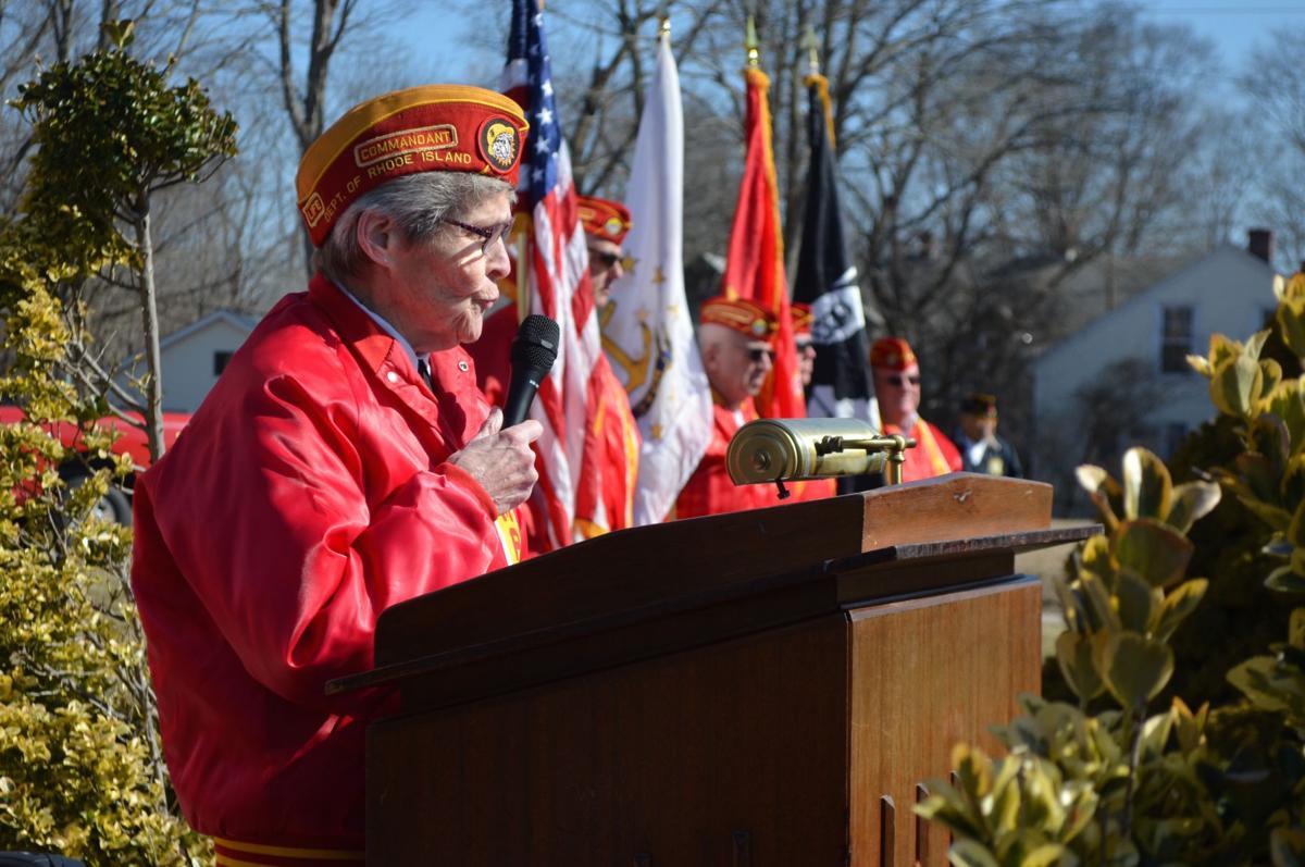 Local veteran groups mark anniversary of flag raising at Iwo Jima