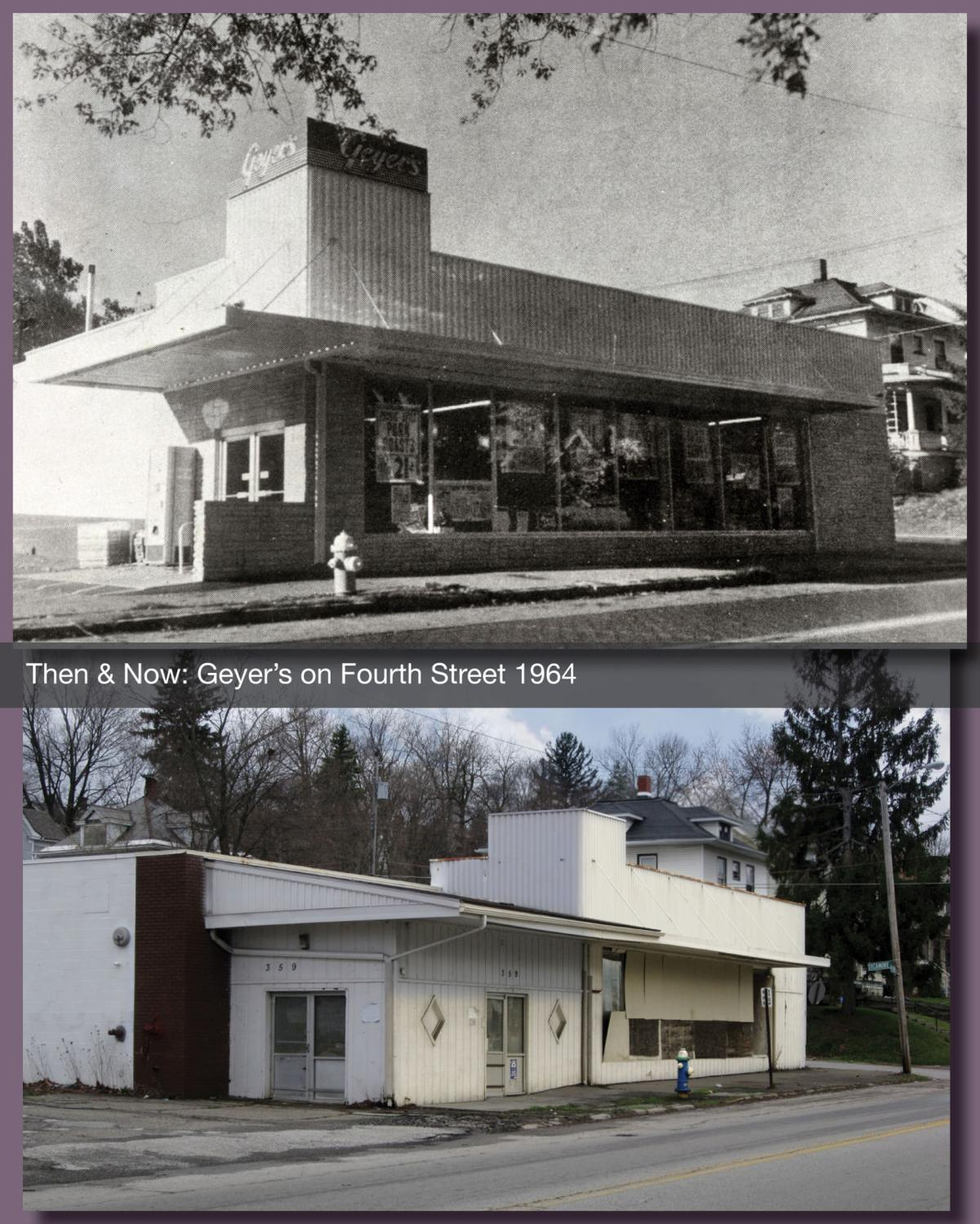 Then & Now Geyer's