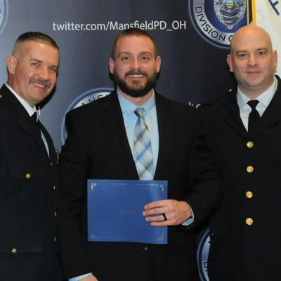 GALLERY: Mansfield Police Department honors top employees
