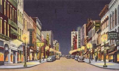 Main @ night s from 4th 1940s.jpg