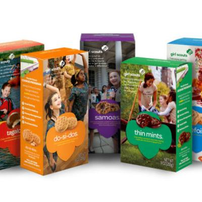 Shelby Girl Scouts have cookies available over the next 4 Sundays