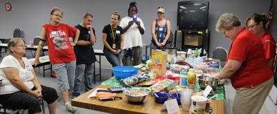 SNAP-Ed addresses food insecurity with lessons on healthy eating, living