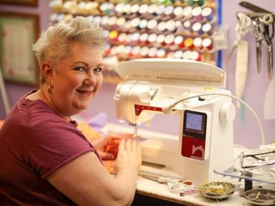 Daily Heroes: Local seamstress, business owner sew masks for local healthcare workers