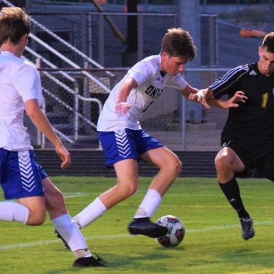 Parker chosen OCC Boys Soccer Player of the Year