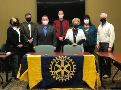 Rotary Club Celebrates 100th anniversary with a new scholarship