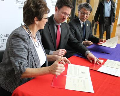 Au Agreement With Osu M Allows Nursing Students To Obtain Degree