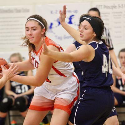 GALLERY: Lucas vs. Hillsdale Girls Basketball