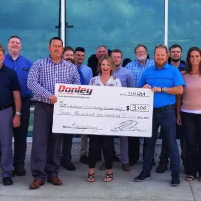 Donley Ford of Shelby offers $3,100 for tornado relief efforts
