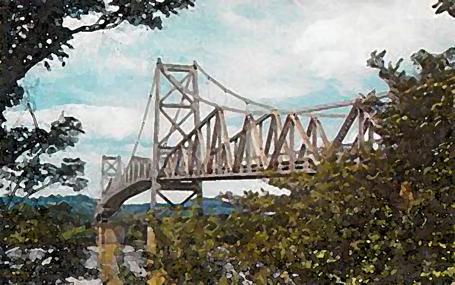 1967: When the Silver Bridge collapsed & a man from