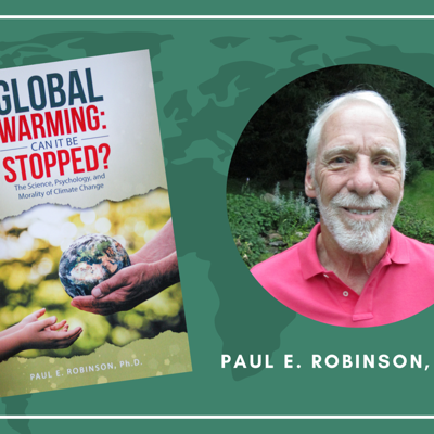 Retired NCSC professor publishes book on global warming