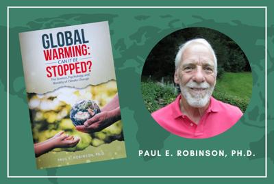 Paul Robinson Global Warming book