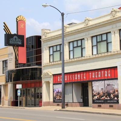 Renaissance Theatre begins Ghost Light campaign