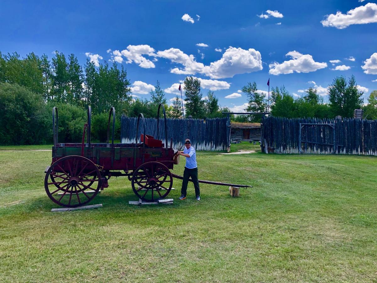 Fort Bridger, WY