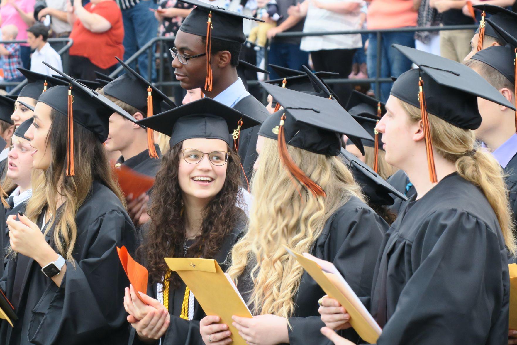 GALLERY: Ashland High School graduation