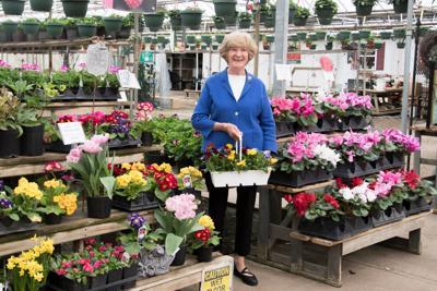 Pam Siegenthaler flowers