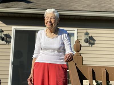 Mansfield woman, 90, reflects — first single woman to adopt in Richland County