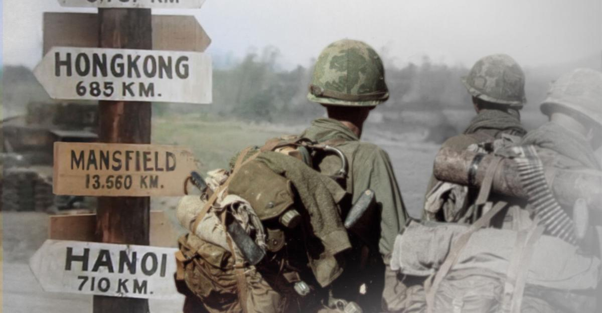 How Mansfield made a difference in the Vietnam War: 1968