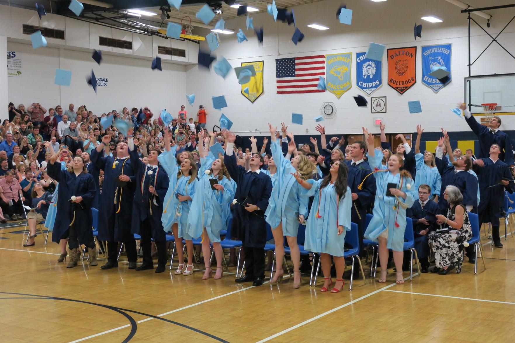 GALLERY: Hillsdale High School Graduation 2019